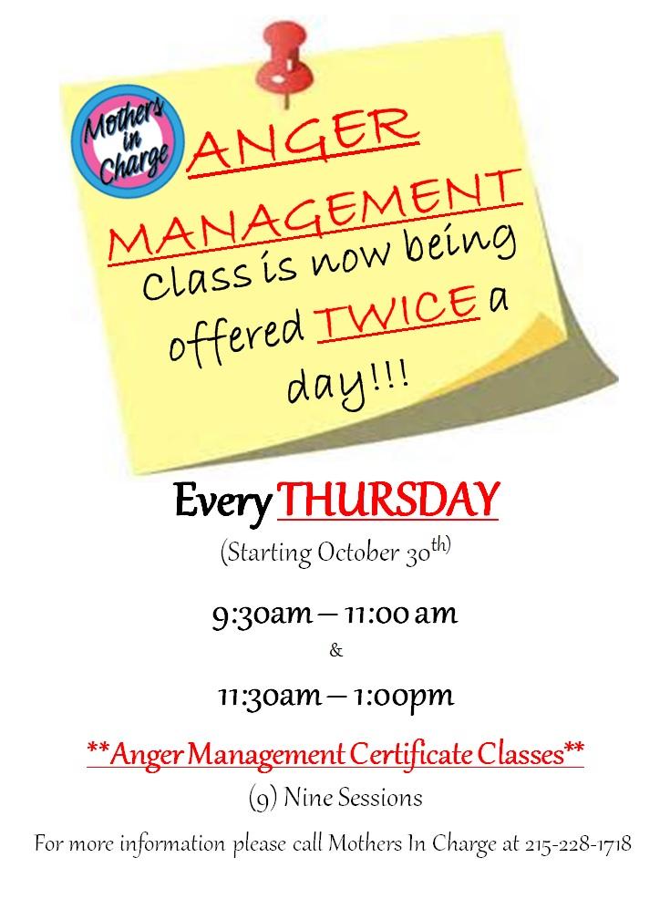 MIC Anger Management