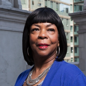 Congrats Dorothy Johnson-Speight