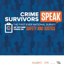 CRIME SURVIVORS SPEAK REPORT